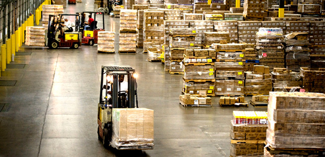 Experience Full-Service Warehousing